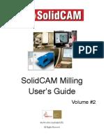 Solidcam Milling User Guide Vol 2