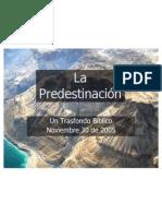 La Predestinacion
