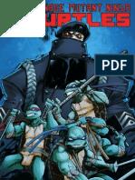 Teenage Mutant Ninja Turtles #7 Preview