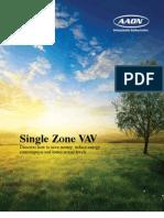 SingleZoneVAV_110509