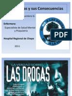 Charla de Drogadicción