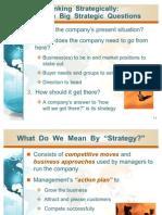 Module 1 of Strategic Management
