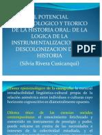 Silvia Rivera Cusicanqui
