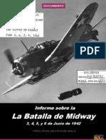 Informe Del XO Del MAG-22 Sobre La Batalla de Midway Delaguerranet