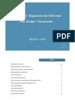 Manual Espacios Orden Funcional