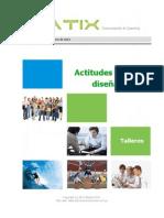 Boletín ATIX Nro. 5 Actitudes que se diseñan