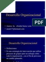 DO Desarrollo Org