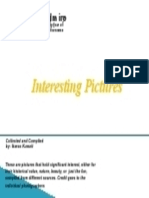 Pictures to Admire - Interesting Pictures