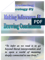 Inference - Conclusion - 7