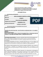 Noé Alejandro Fuentes Alvarado- Facultad de Ingenieria