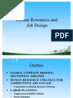 Human Resources and Job Design @ Bec Doms