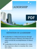 Leadership Ppt @ Bec Doms
