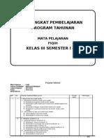 Program Tahunan KLS III SMT 1 & 2