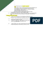 Research Publication of Dr Akbar Azam Form July 2010