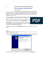 Uso del peerguardian - proteccion extra para los p2p