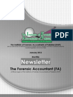 IFAP Newsletter January 2012