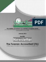 IFAP Newsletter January 2012