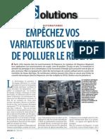 Pollution Reseau Electrique
