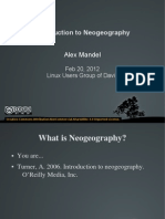 intro to neogeography