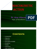 Dr.Ajay - Pharmacokinetic