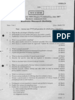 business researchbrm-jul-07