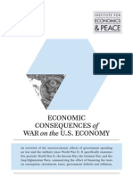Economic Consequences of War