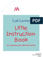 Call Center Litttle Instruction Book
