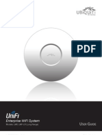 UniFi AP AP-LR User Guide