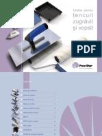 Catalog - Unelte Pentru Tencuit Zugravit Si Vopsit