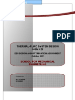 Steam Turbine Design Project 2011