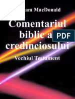 William MacDonald-Comentariul Biblic Al Credinciosului-VT