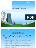 Analysis of Variance PPT @ BEC DOMS