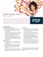 Byte Mobile Mobile Analytics Report Feb2012