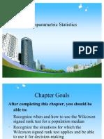 Non Parametric Statistics PPT @ BEC DOMS