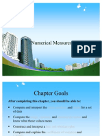 Numerical Measures Stat Ppt @ Bec Doms