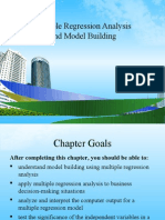 Regression Analysis and Model Building PPT @ BEC DOMS