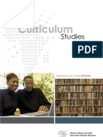 44851785 Curriculum Studies