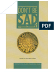 Don t Be Sad La Tahzan English