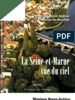 Seine-Et-Marne Vue Du Ciel