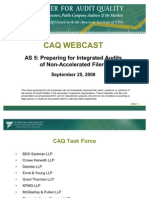 CAQWebcast-AS5-PreparingforIntegratedAudits