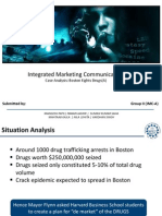 IMC Case Analysis Boston Fights Drugs (a)
