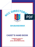 Ncc Cadet Hand Book Pdf