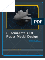 FundamentalsOfPaperModelDesignByPixelOzDesignsLowResVersionEdition1-1