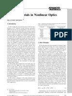 Borate Materials in Nonlinear Optics