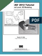 Second Level 3D Modeling