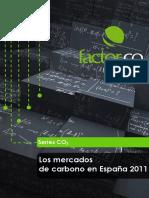 Los mercados de carbono en España