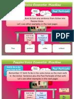 Passive Voice Converter