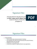Signature File