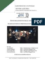 Sintesi Azzurra - Teatro di Poesia