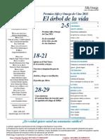 Semanario Católico Alfa y Omega. nº 774. 23 Febrero 2012